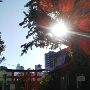 【稼穡稲荷社】東京都品川区
