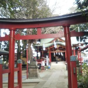 【永福稲荷神社】東京都杉並区