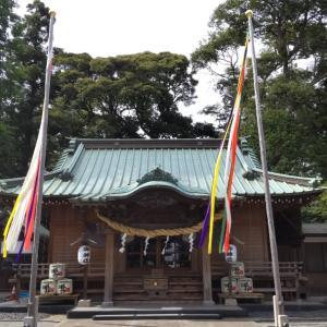 【深見神社】神奈川県大和市