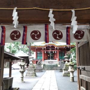 【馬込八幡神社】東京都大田区