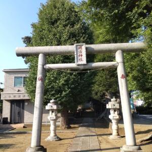【明治神社】千葉県松戸市