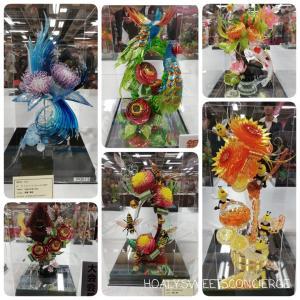 約1900もの洋菓子作品が!日本最大の洋菓子コンテストジャパンケーキショー