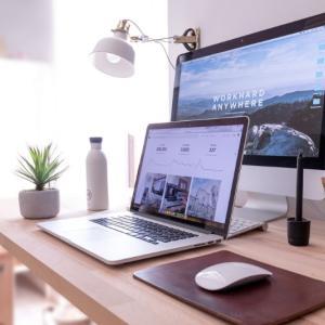 ブログ執筆に使用している道具や素材、環境について