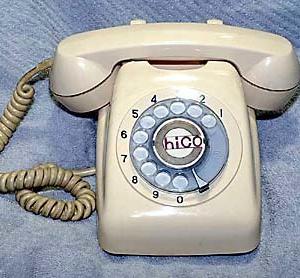 【電話器】