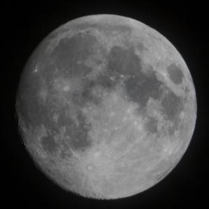 天体観測 十三夜月