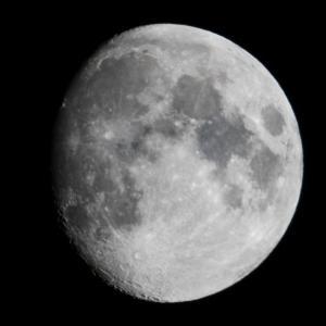 天体観測 十二夜月