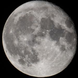 天体観測 十六夜月