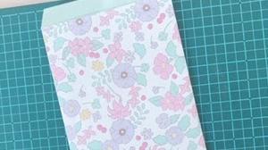 折り紙で作る封筒 2種