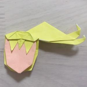 【折り紙】トロピカル~ジュ!プリキュア、キュアサマーの折り方