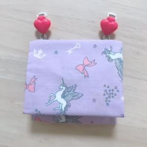 折りたたんで縫う、簡単移動ポケットの作り方