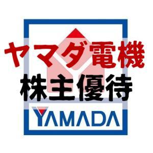 【株主優待】ヤマダ電機優待券の使いみちと換金方法