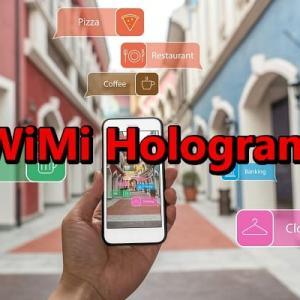 【WiMi】次世代AR企業 WiMiホログラム・クラウド新規購入(米国株)