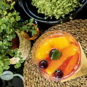 フルーツ&スパイス&ハーブ酵素ジュース