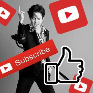 ディマシュのYouTubeチャンネルを登録しよう!