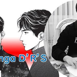 With Love-DimashMangaにサイン