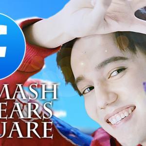 "Facebookグループへどうぞ!""Dimash Dears Square""【カバー画像展覧会】"