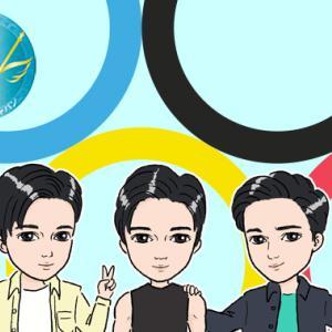 5人のディマシュとオリンピック!