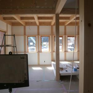 第12棟 漆喰と檜の家!の巻