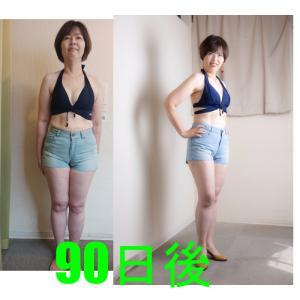 乳ガンサバイバーダイエット鹽野佐和子さん(57)大成功で90日終了