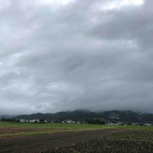 空「梅雨空です💦」【写真・空が好き】