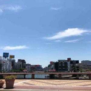 風景「福岡市 中洲」【写真・風景】