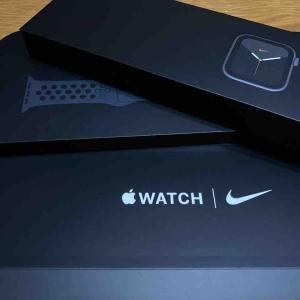 Apple Watch NIKEモデル 父の日💦 予算オーバー こんにちは🤗6月13日【私目線】