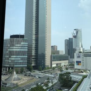 名古屋の街はゴースト化になりつつある?お盆休み突入ですが、人がいません