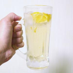 【1杯50円】自宅でおいしいレモンサワーの作り方