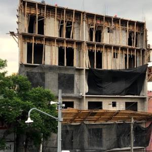 不安になる…メキシコの新築マンション