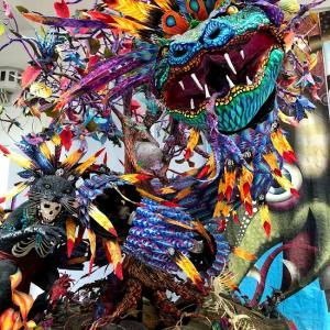 メキシコシティお気に入り美術館1 Museo de arte popular
