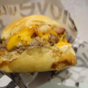 We Love Burgersのハンバーガー