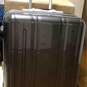 94Lのエバウィンのスーツケースが届きました!!