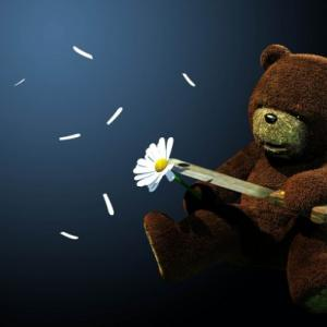 Naughty Bear クマさんのお話