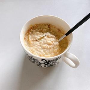 なかしましほさんレシピ 豆漿(トウジャン)にオートミールプラスで大満足の朝食に