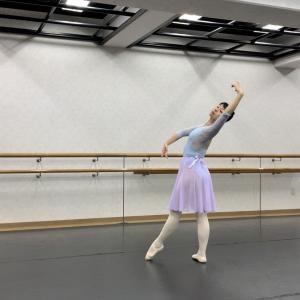 「バレエって綺麗」と思う部分