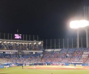 09/19 ルーキー対決は引き分け!観客上限が大幅緩和! ヤクルト2-3広島 @神宮