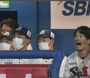 09/20 球団史上初の先頭打者から3連発ホームラン! ヤクルト6-8広島 @神宮