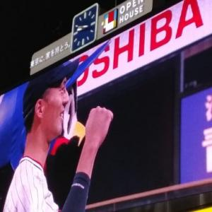 09/25 繋いで、繋いで、粘り勝ち。脅威のバスターアンドホームラン ヤクルト6-3阪神 @神宮