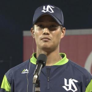 06/24 ヤクルト4-1広島 @マツダ 高橋奎二が合格投球!