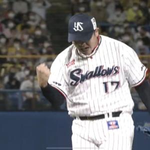09/15 ヤクルト1-0阪神 @神宮|魂の完封リレー!