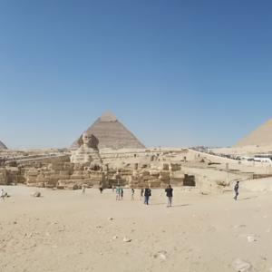 エジプトからのメッセージ