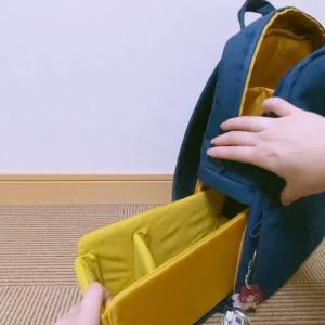 カメラ好きミニマリストのためのバッグ