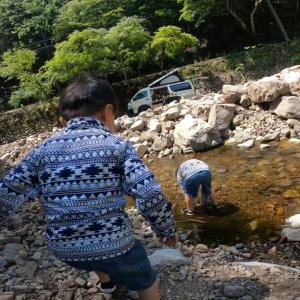【キャンプ場レポ】ここは東京!?大岳キャンプ場