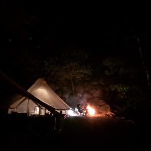 憧れの道志の森キャンプ場に行ってみた!