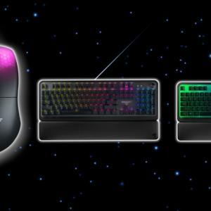 ROCCATからキーボード「Magma」「Pyro」とマウス「Kone Pro」「Kone Pro Air」が発表