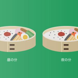 弁当箱で食べ過ぎ防止