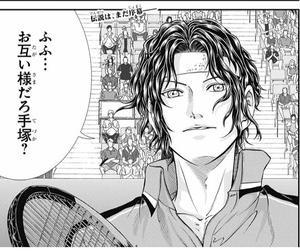 【新テニスの王子様】301話 302話 感想…幸村、自分の五感を奪う