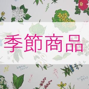 今月の季節商品【2020年 5月】