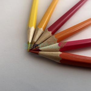 色鉛筆(赤系)