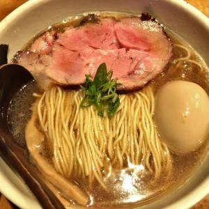 【並び方解説有】中華蕎麦 蘭鋳(方南町)